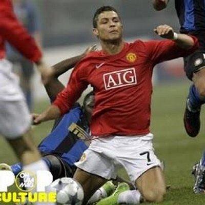 Cristiano Ronaldo Accidentare