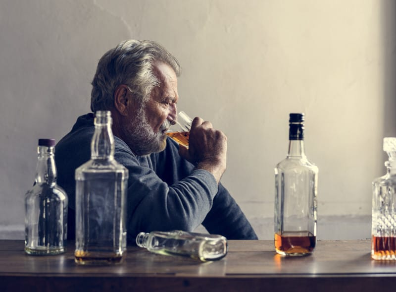 alcool și erecție