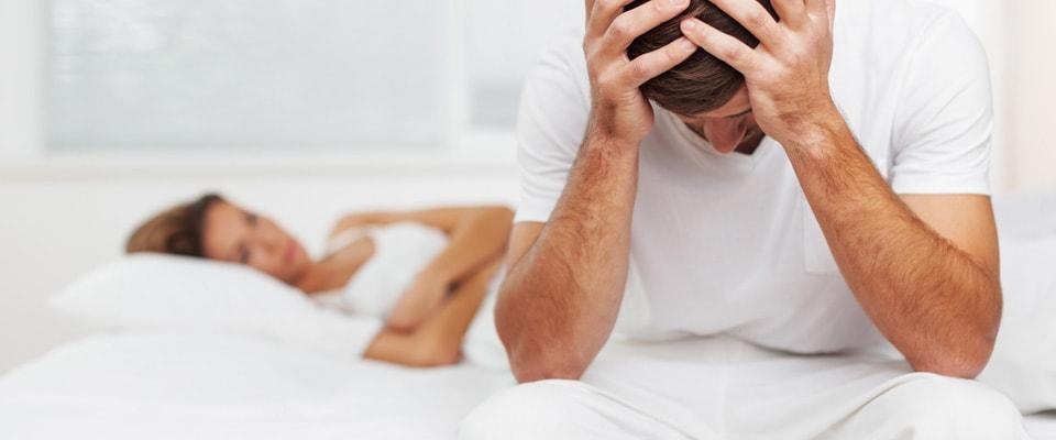 cauza erecției slabe la bărbați tineri