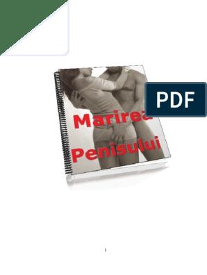 antrenament pentru masajul penisului