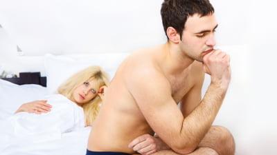 erecție proastă în timpul actului sexual