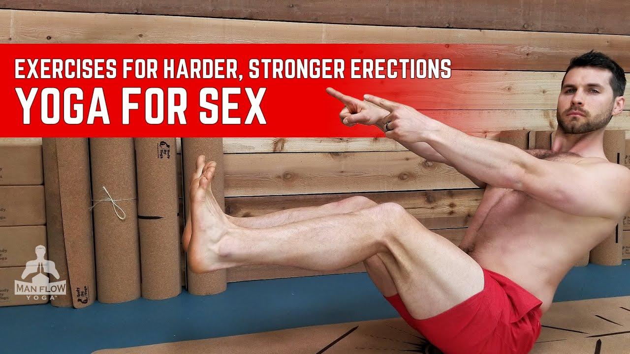 erecție bărbat și femeie