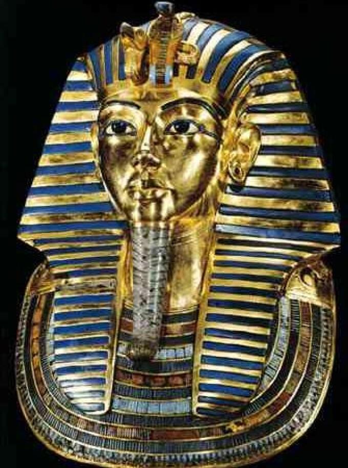 tutankhamon cu penis
