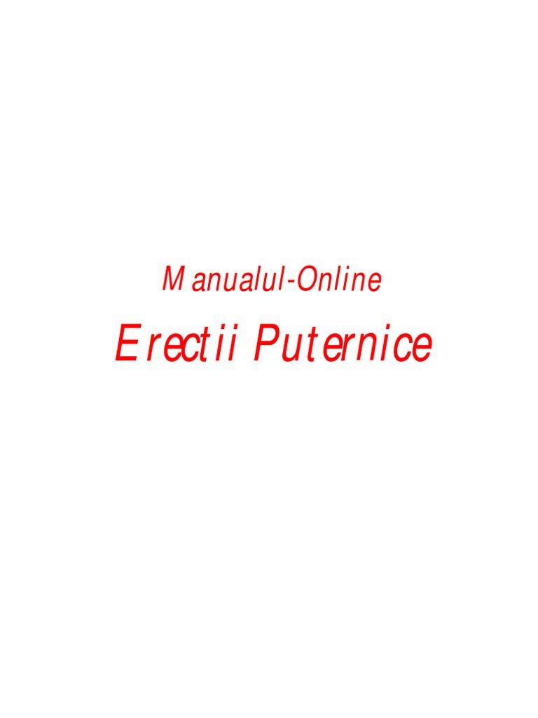 Stimulente Erectie - Disfunctie Erectila