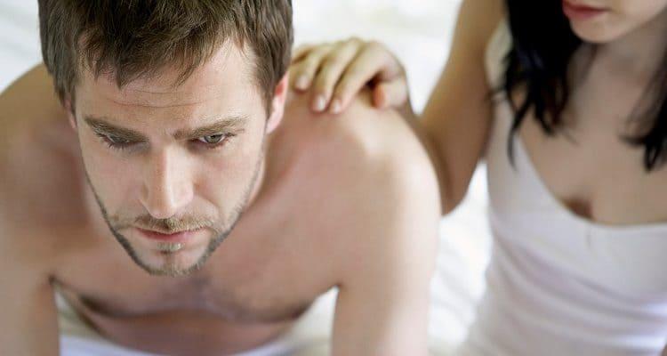 erecție afectată din cauza prostatitei