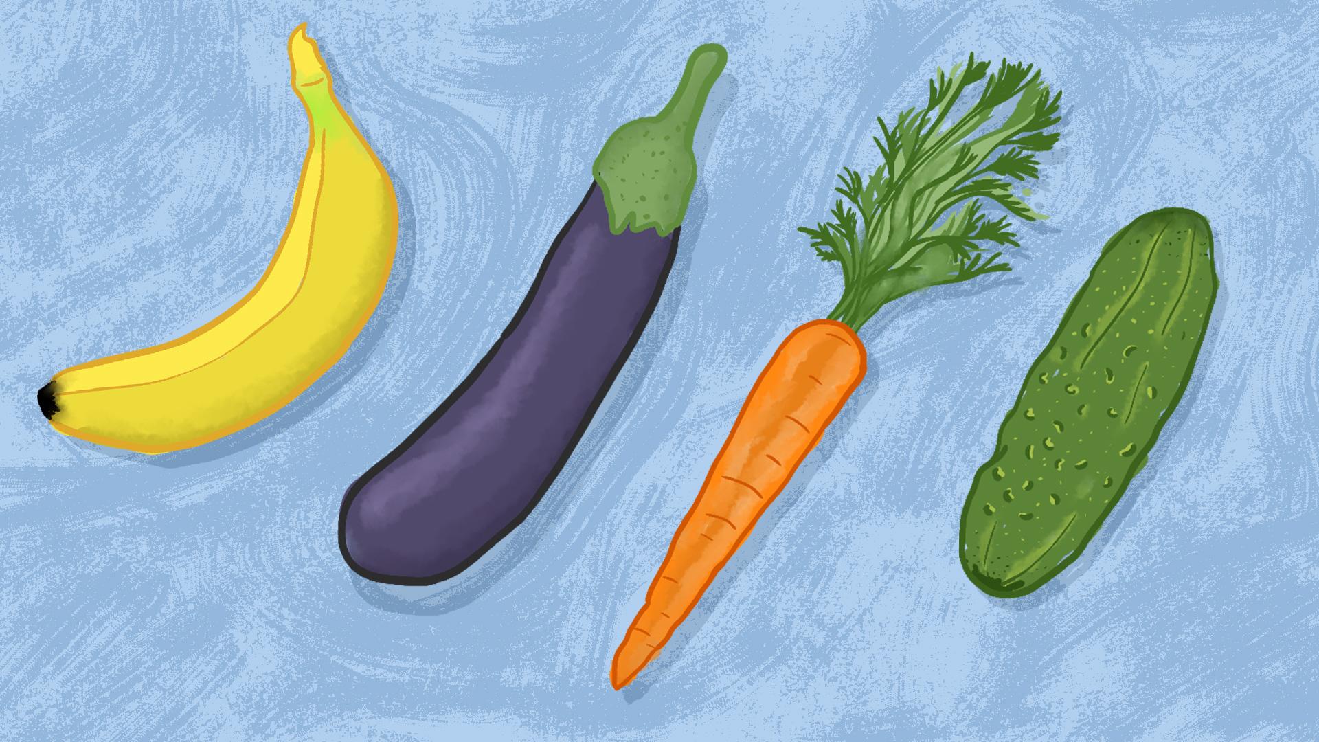 5 tipuri de penis