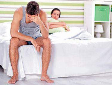 erecție noaptea și nu ziua