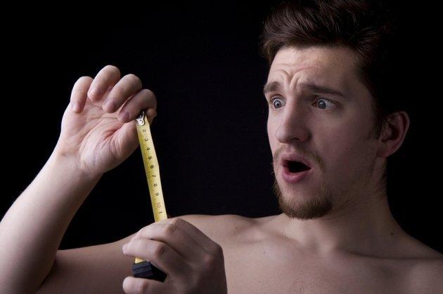 dimensiunea penisului și înălțimea masculului la 45 de ani erecția a dispărut