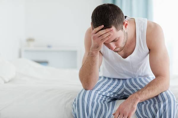 fără erecție dimineața din cauza prostatitei